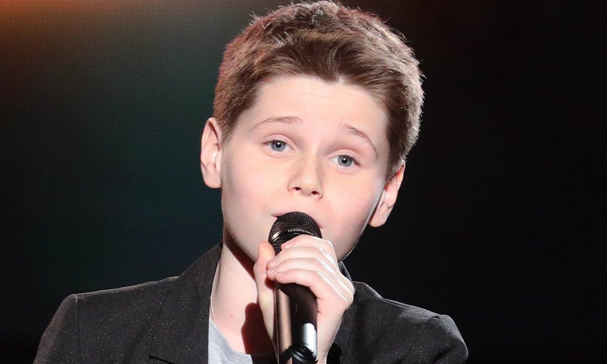 """The Voice Kids 2020 - Demi-Finale : Timéo chante """"Toutes les machines ont un cœur"""" de Maëlle (Team Soprano)"""