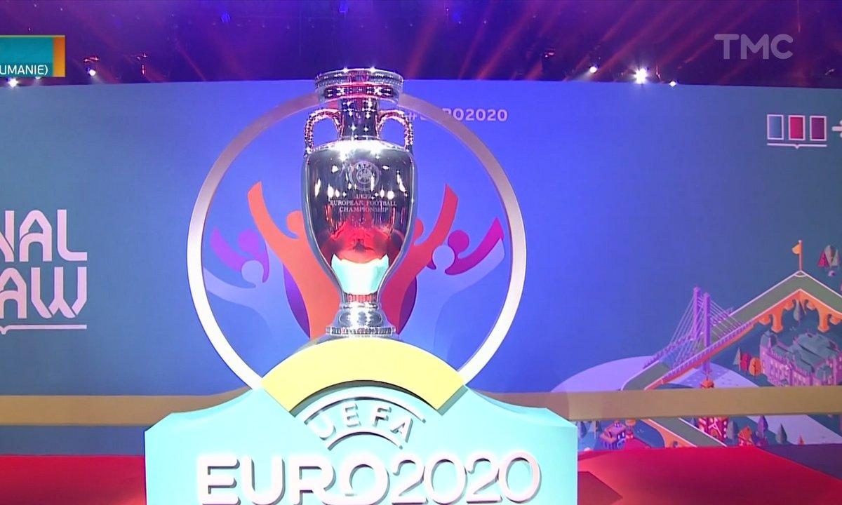 Football - EURO - Tirage au sort EURO 2020