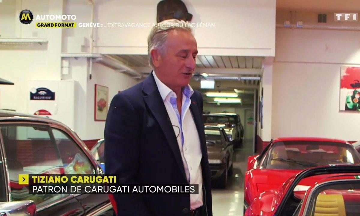 L'incroyable garage de Tiziano Carugati