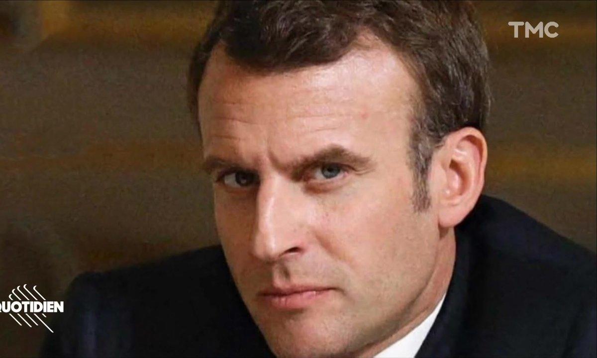 Toi, oui toi : Emmanuel Macron te soupçonne