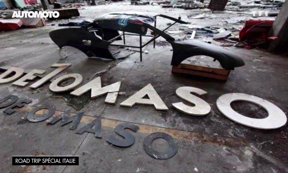 Road Trip spécial Italie : Les ruines de l'usine de De Tomaso