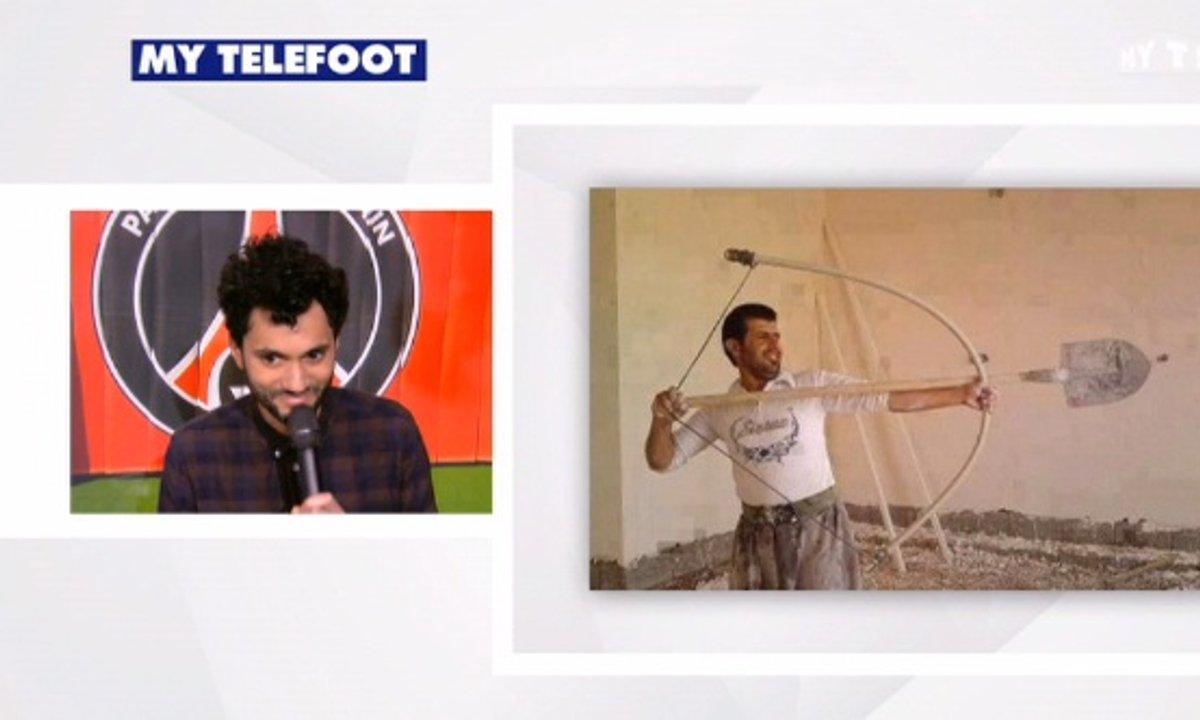 MyTELEFOOT : Le presque duplex de Tony Saint Laurent... du 5 octobre 2014