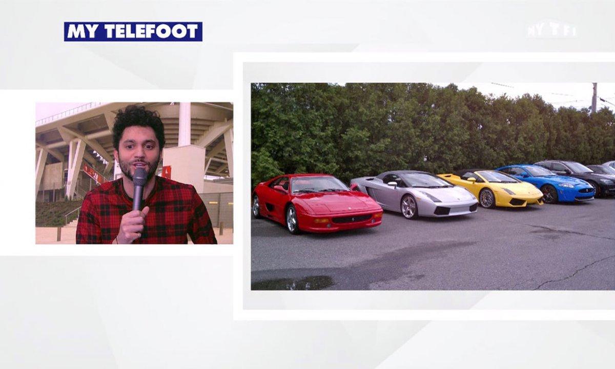 MyTELEFOOT - Le presque duplex de Tony Saint Laurent du 7 décembre 2014