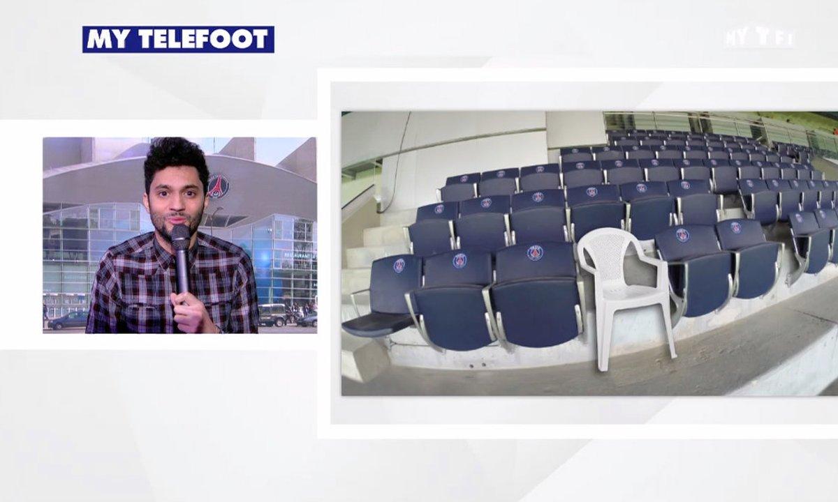 MyTELEFOOT - Le presque duplex de Tony Saint Laurent du 9 novembre 2014