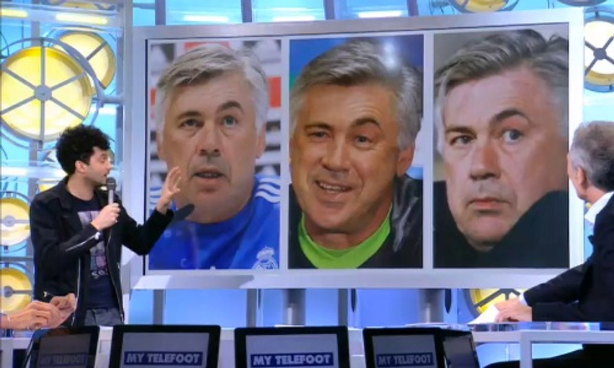 MyTELEFOOT : Tony Saint Laurent découpe le Real Madrid