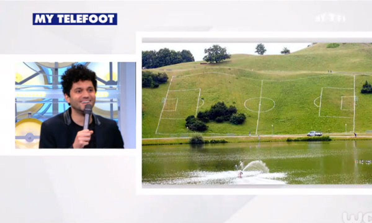 MyTELEFOOT : Tony Saint Laurent découpe... les Bleus ! du 1er juin 2014