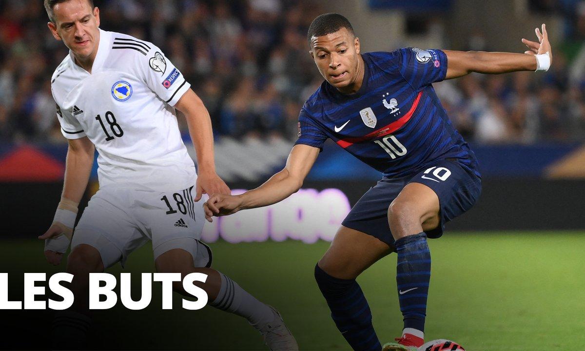 France - Bosnie (1-1) : tous les buts