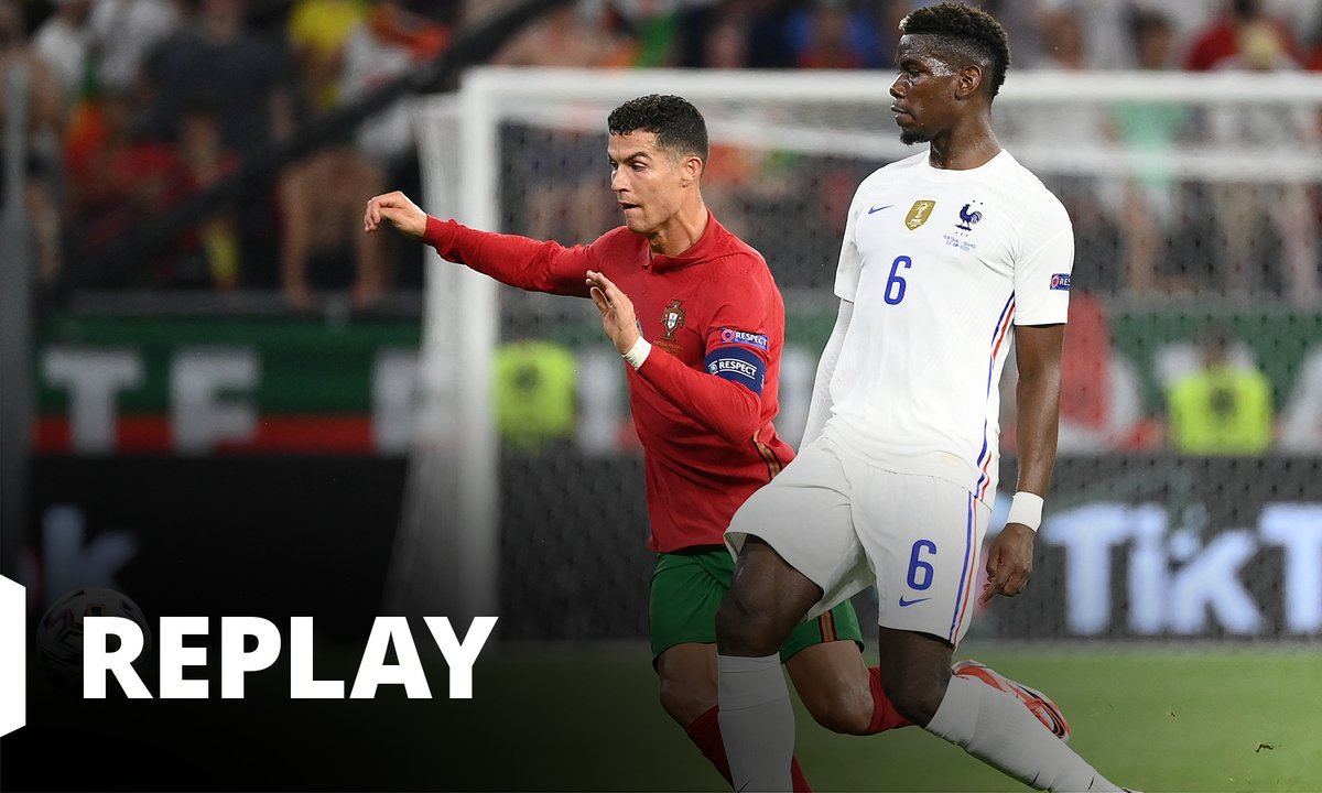 Portugal - France (Groupe F) - EURO2020