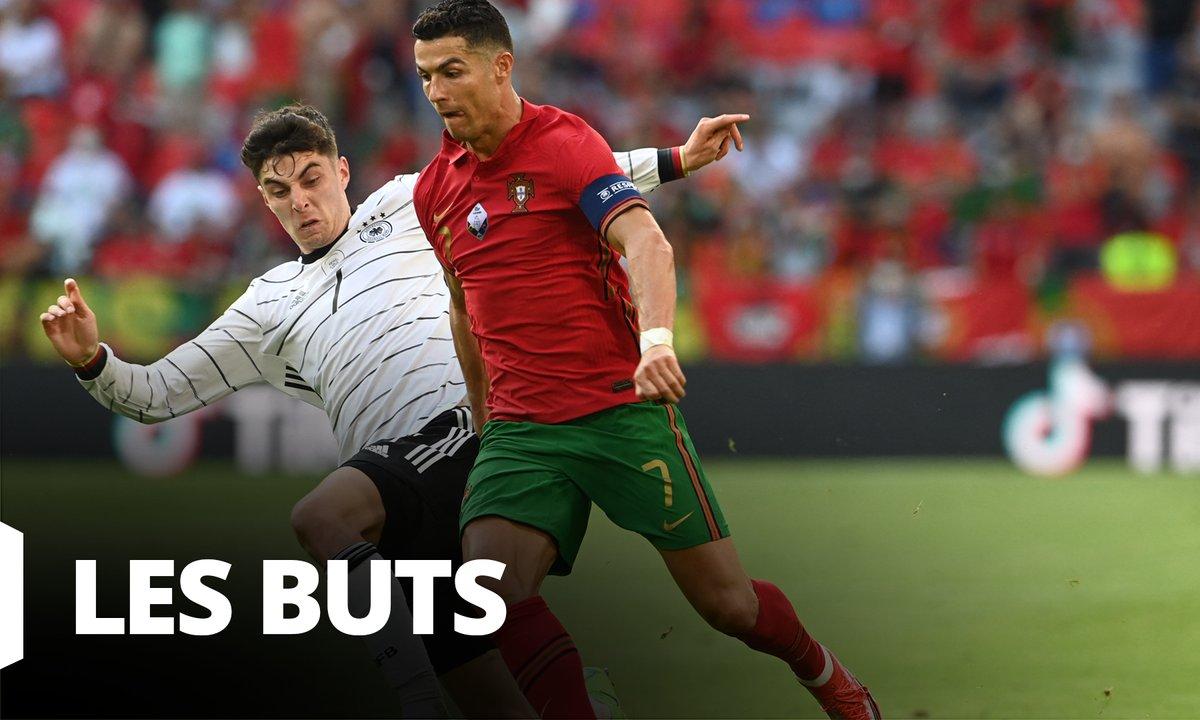 Portugal - Allemagne (2 - 4) : Voir tous les buts du match
