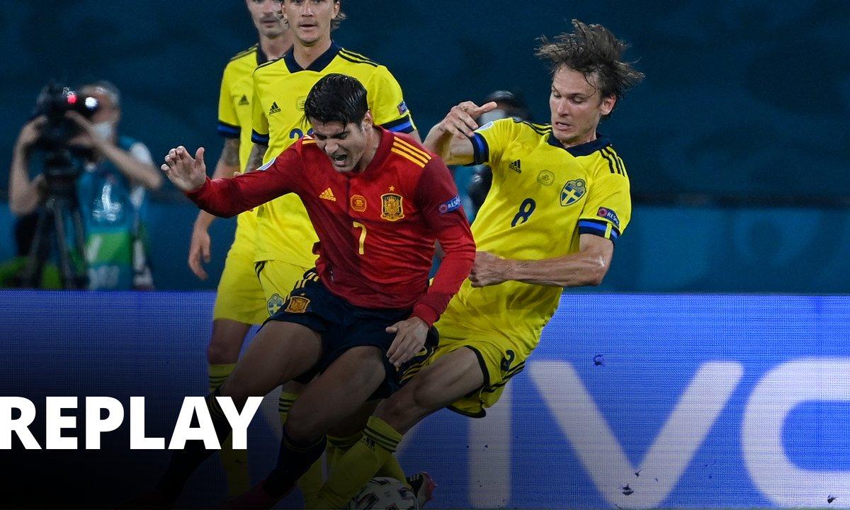 Espagne - Suède (Groupe E) - EURO2020