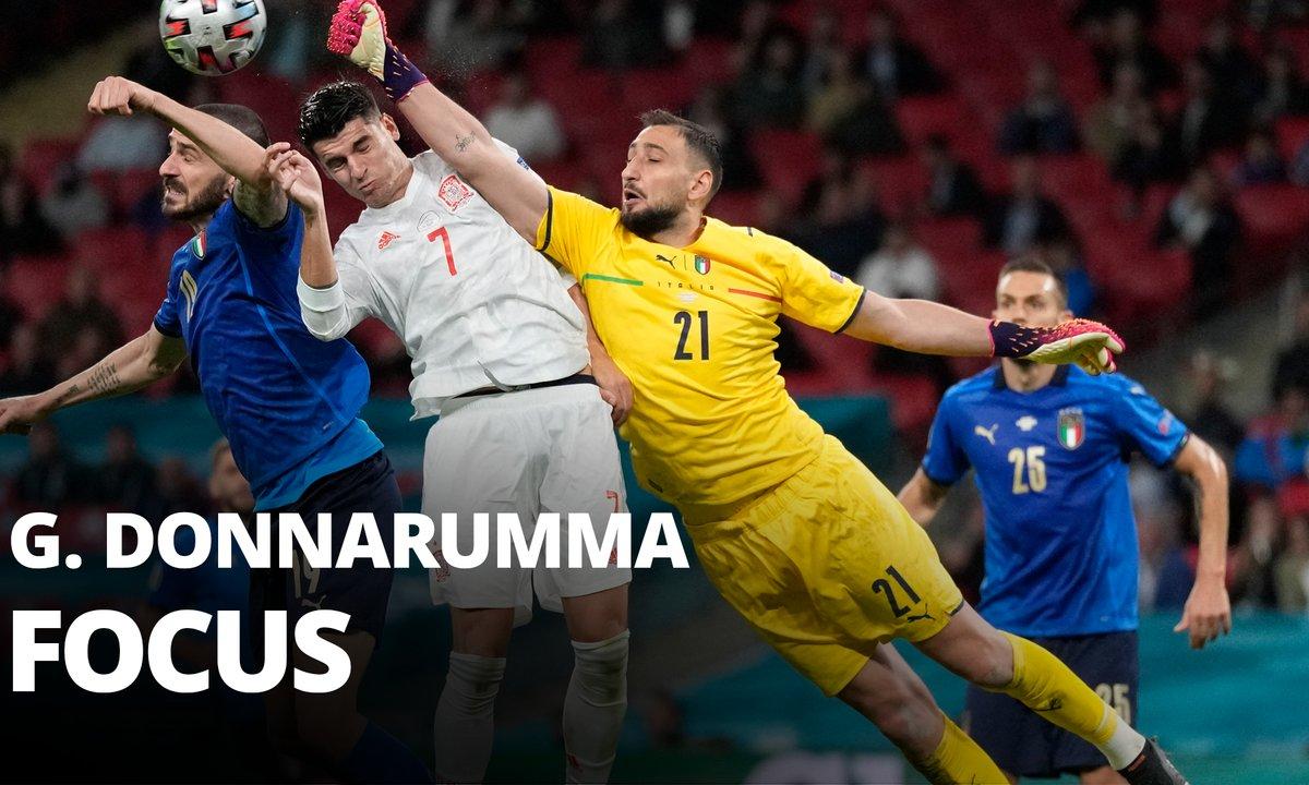 Italie - Espagne : Voir le match de Donnarumma en vidéo ...