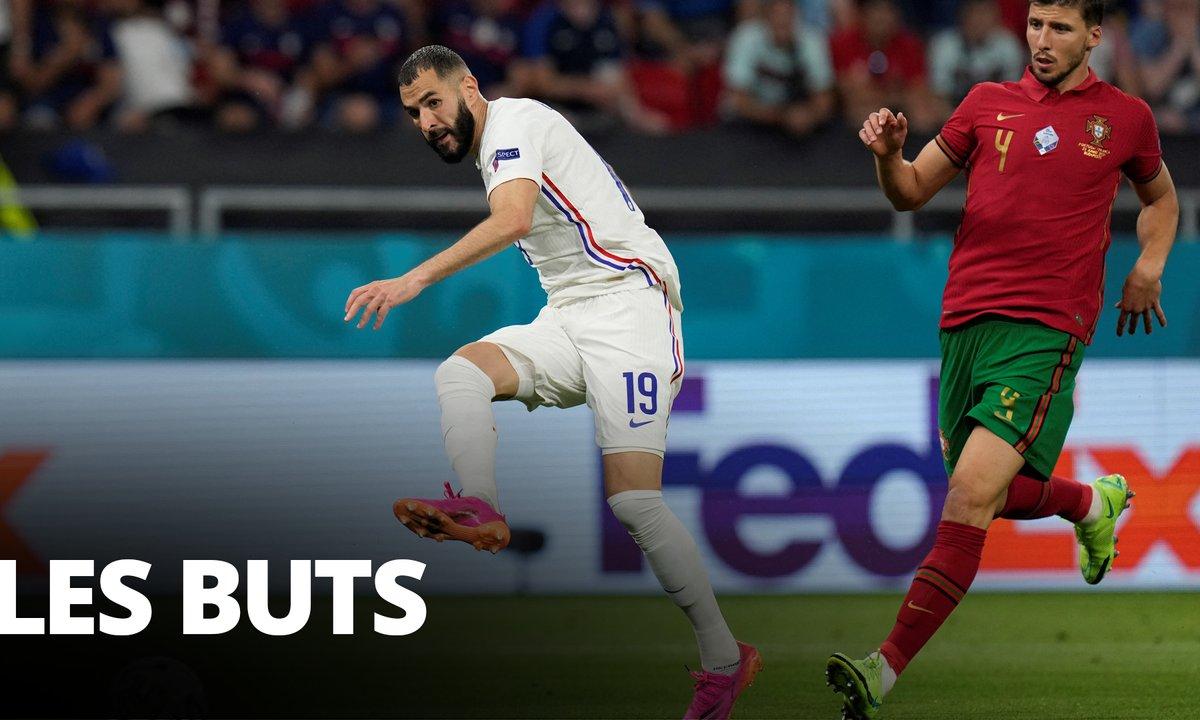 Portugal - France (2 - 2) : Voir tous les buts du match en vidéo