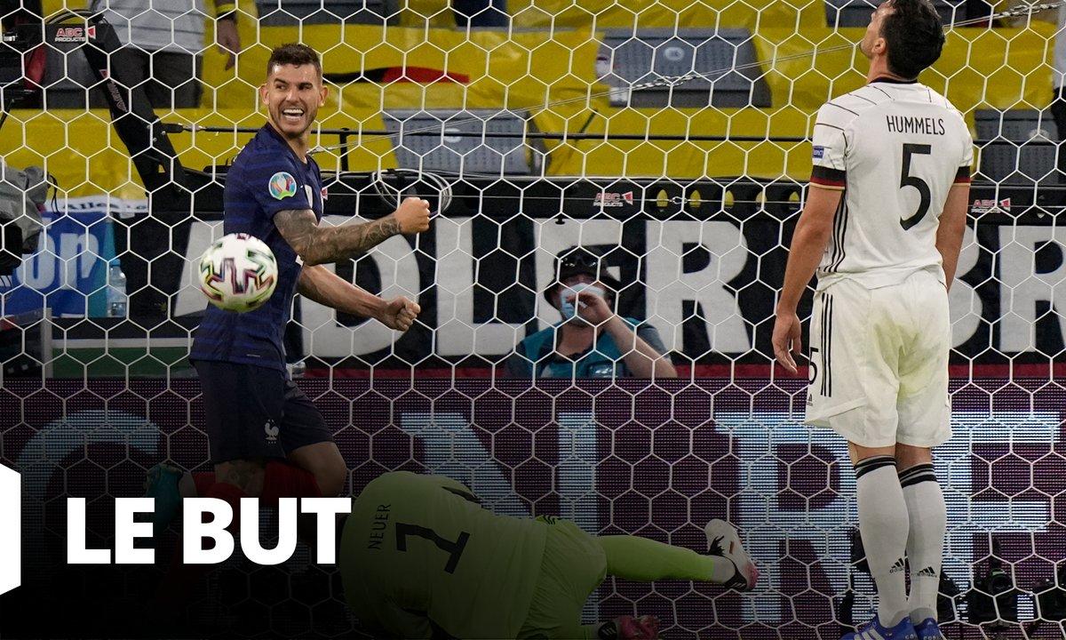 France - Allemagne (1 - 0) : Voir le but csc de Hummels en vidéo