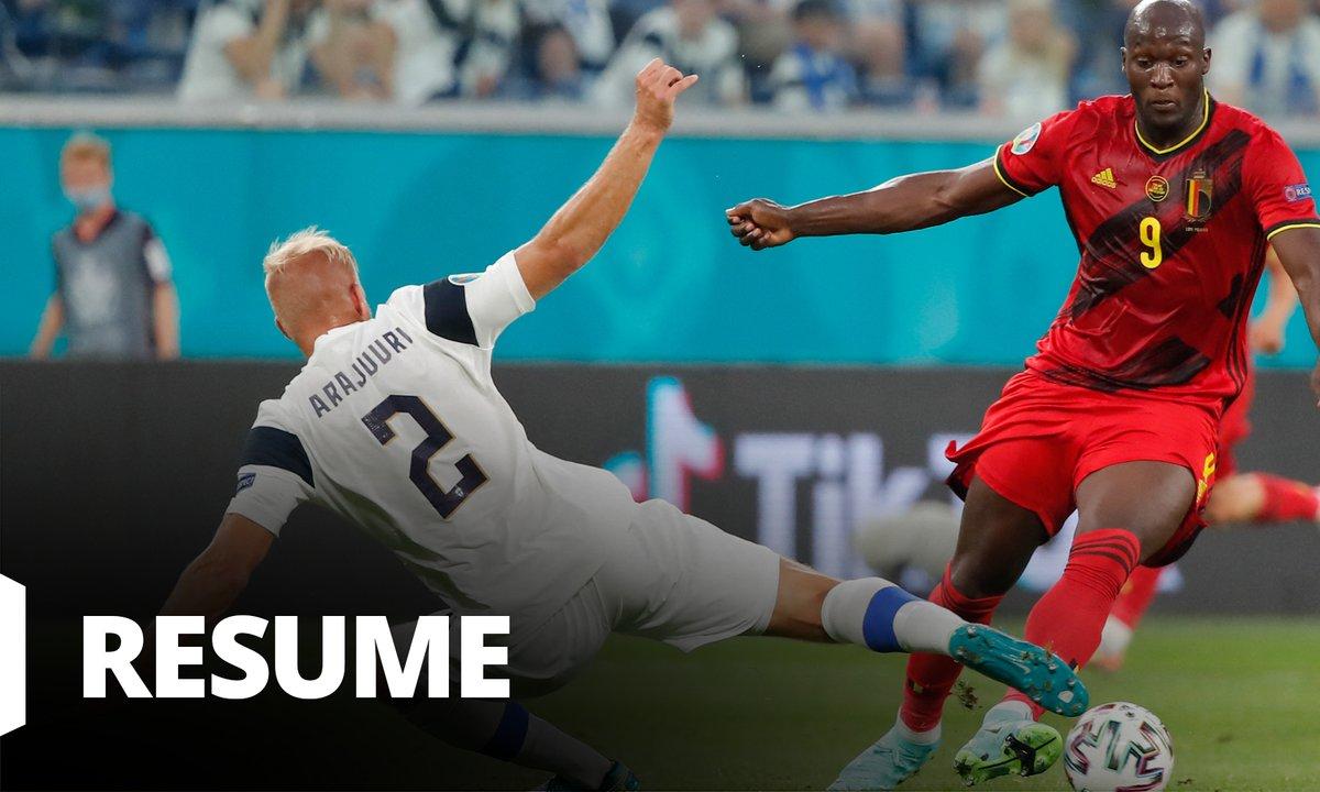 Finlande - Belgique : Voir le résumé du match en vidéo