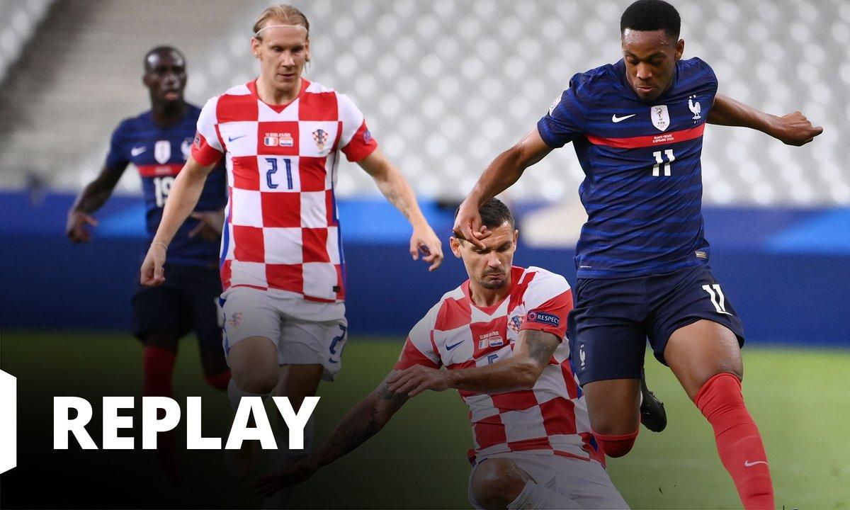 France - Croatie (Ligue des Nations)