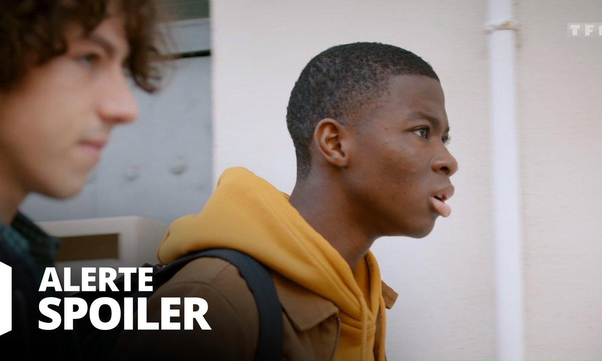 [SPOILER] - Souleymane retrouve sa mère