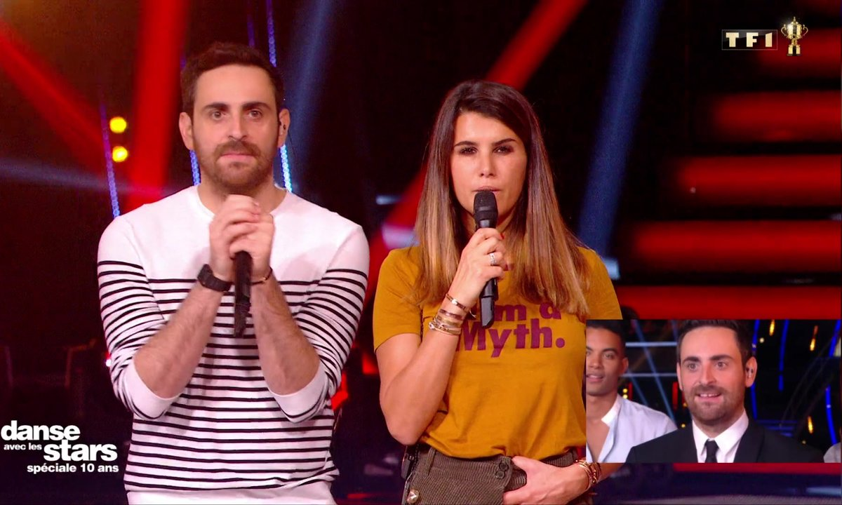 DALS - TOP 5 : attention, les micros sont ouverts