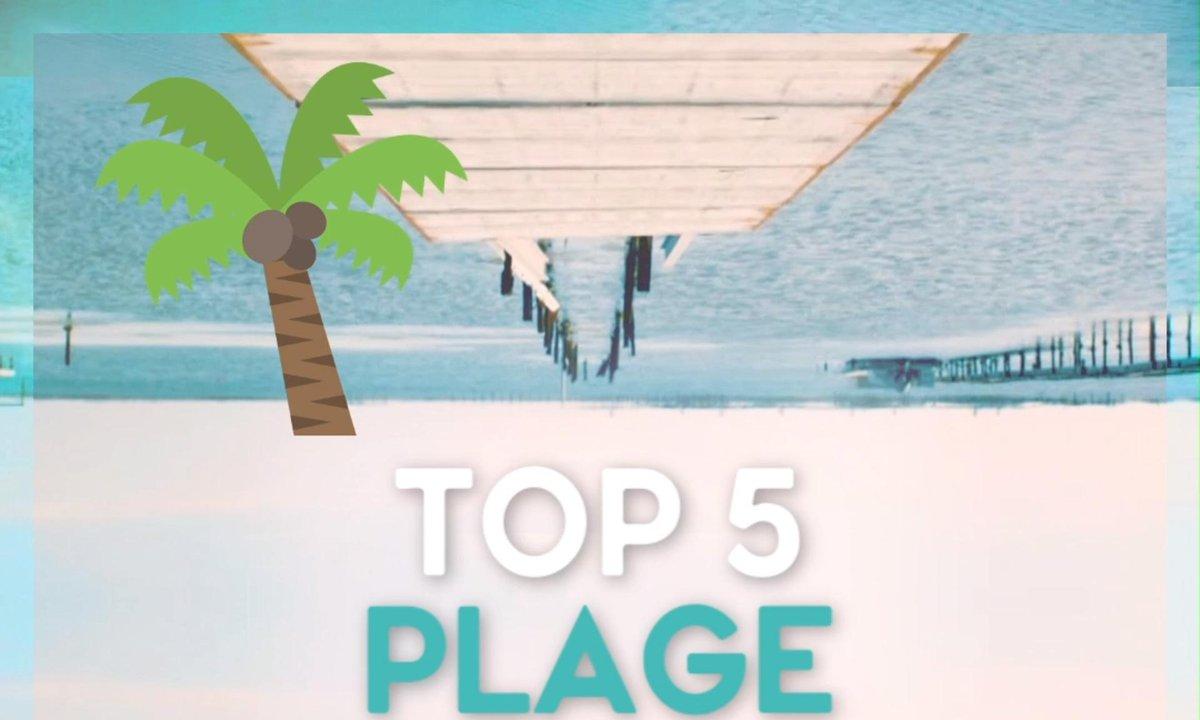 Top 5 des moments forts à la plage 🏖