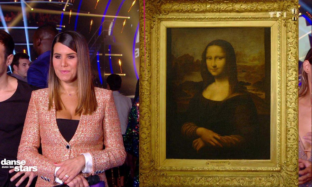 DALS - Top 5 : Karine Ferri a vu... La Joconde