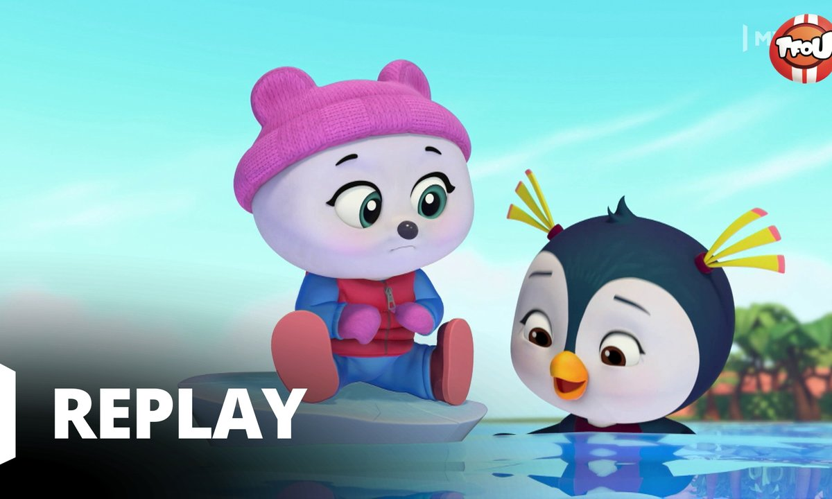 Top Wing, Toutes Ailes Dehors ! - S01 - Penny sauve les ours polaires