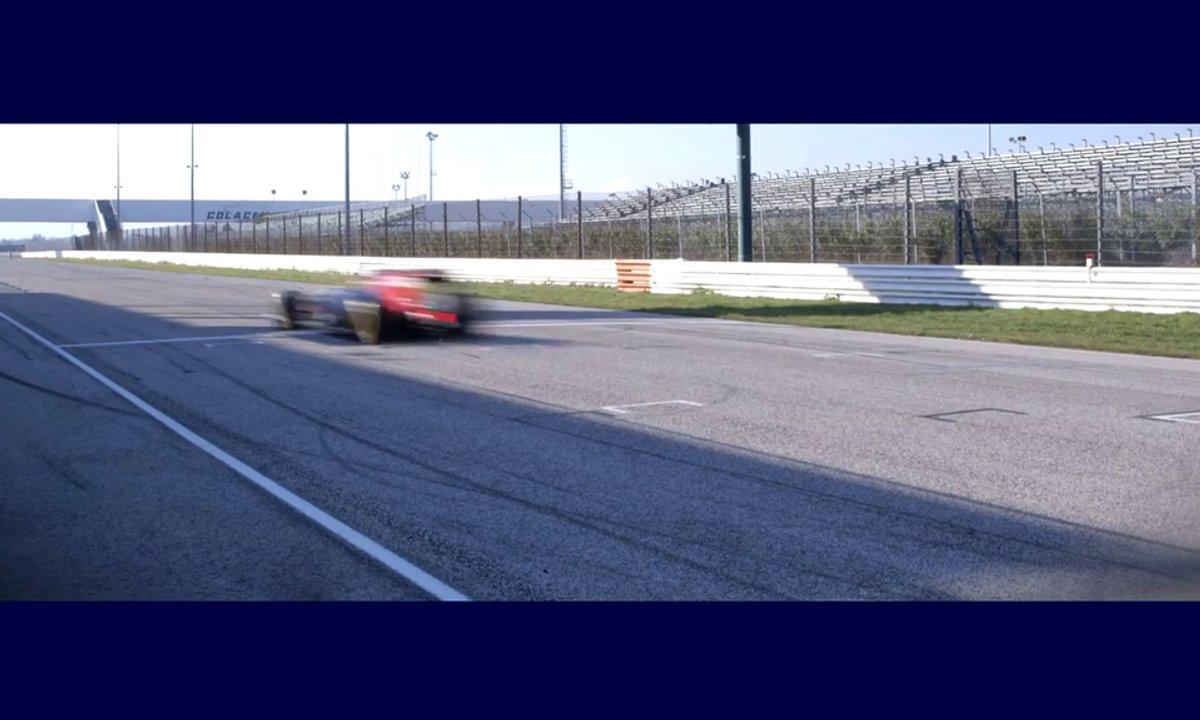 F1 2015 : La nouvelle Toro Rosso en approche !