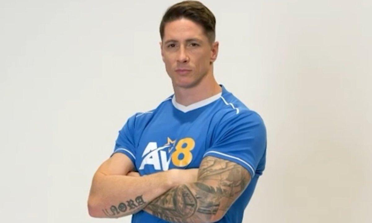 VIDEO - L'incroyable transformation de Fernando Torres