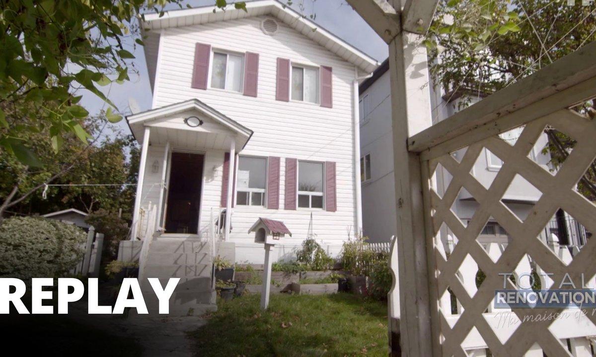 Total Rénovation : Ma maison de rêve - Stephanie et Chris