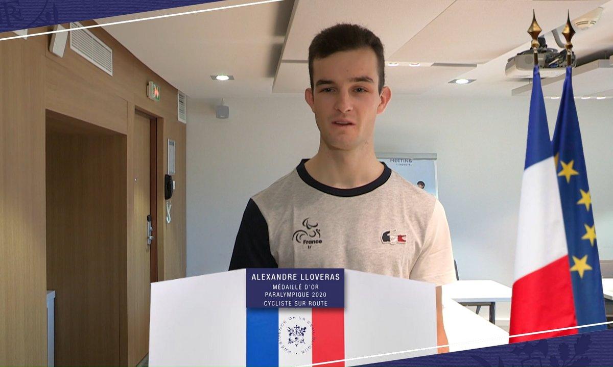 Tous candidats : Alexandre Lloveras