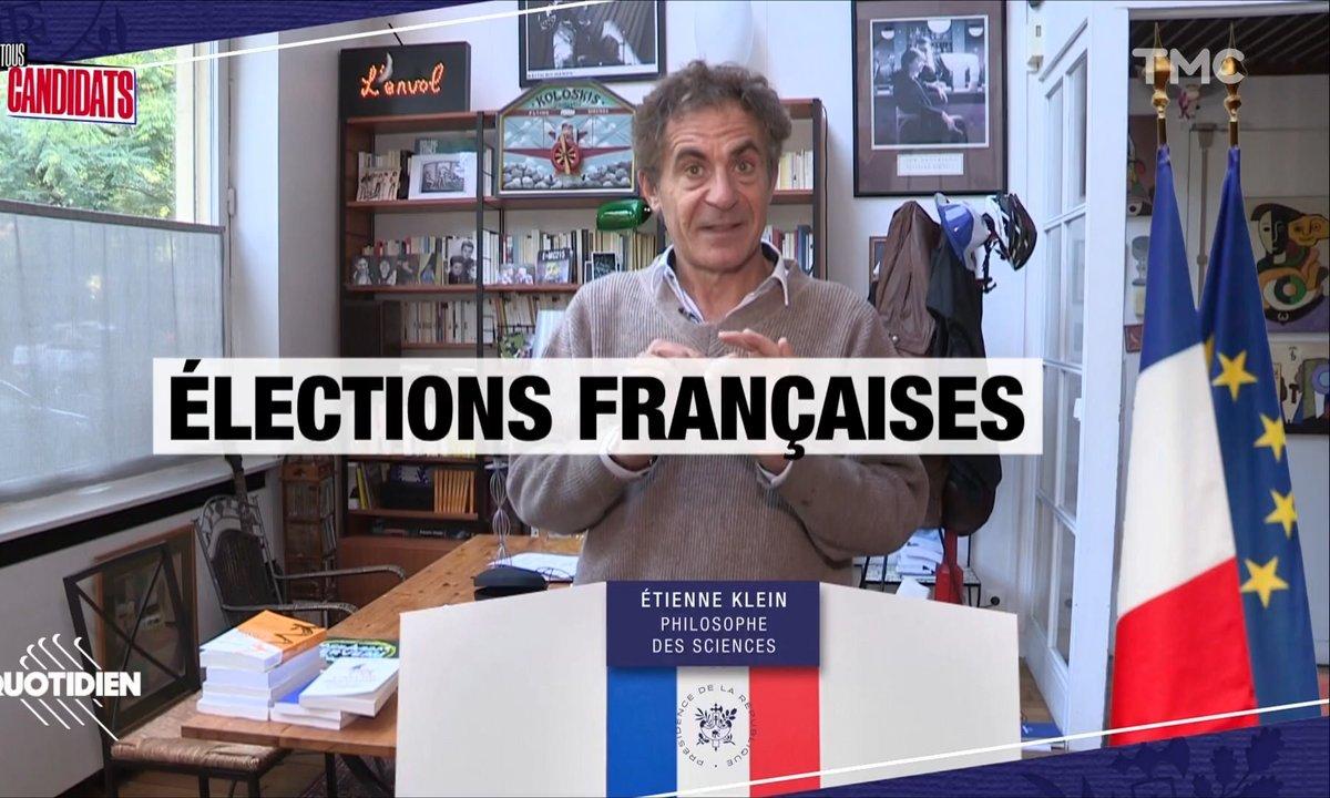 Tous candidats : les propositions d'Étienne Klein