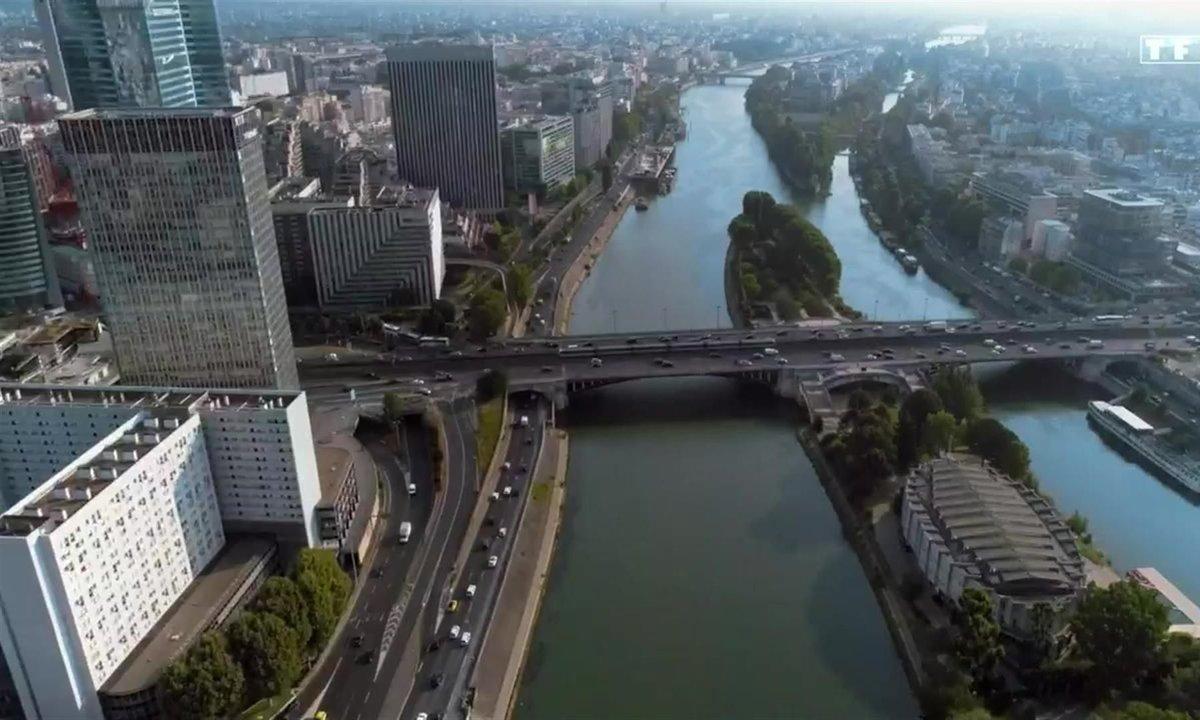 """Tous en """"Seine"""" : histoire d'eau"""