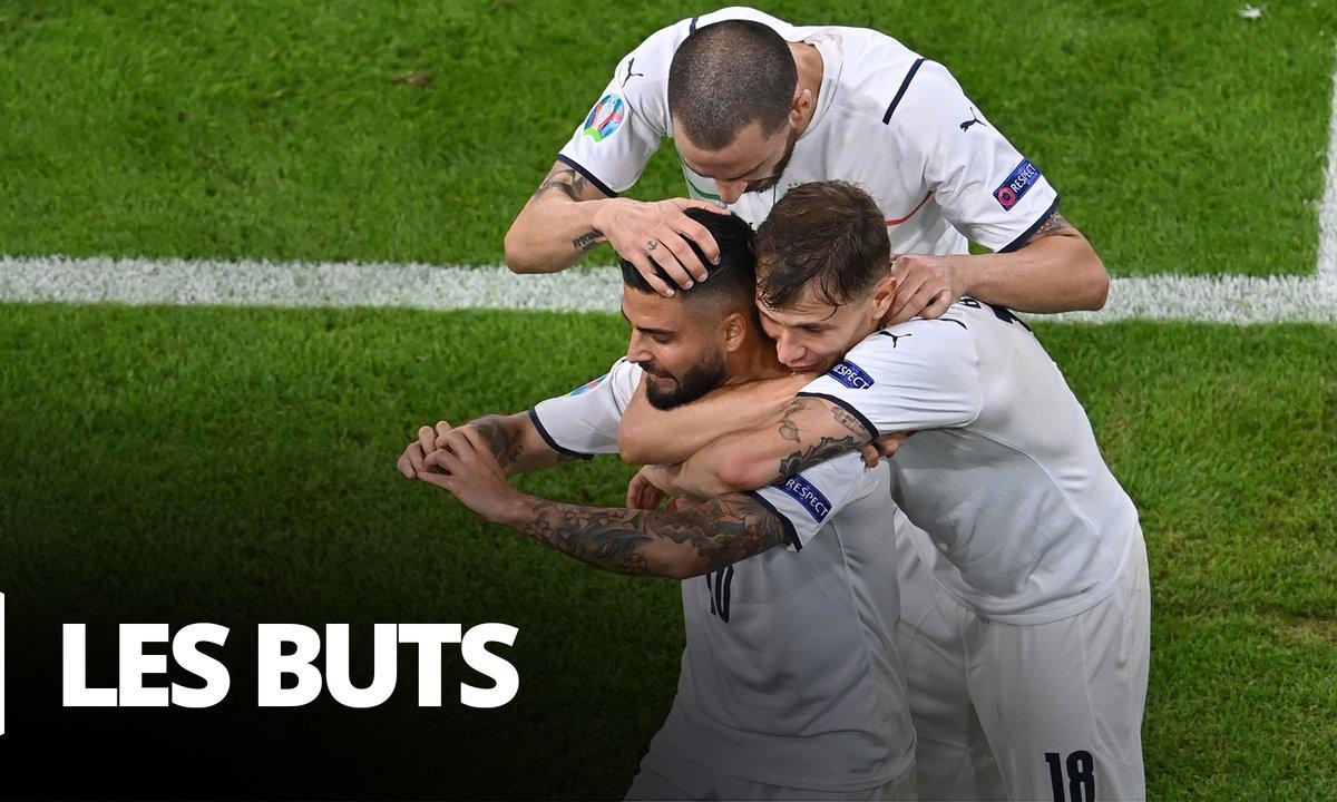 Belgique - Italie (1 - 2) : Voir tous les buts du match en vidéo