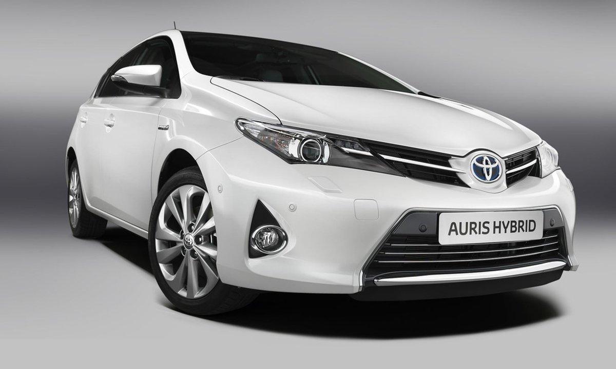 Essai vidéo : Toyota Auris hybride 2012