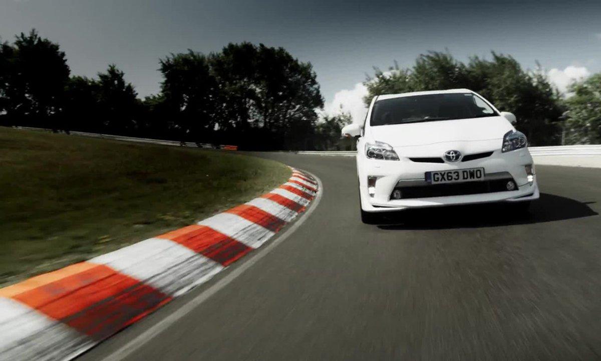 Insolite : record du Nürburgring en 0,4 l/100 km pour la Toyota Prius !