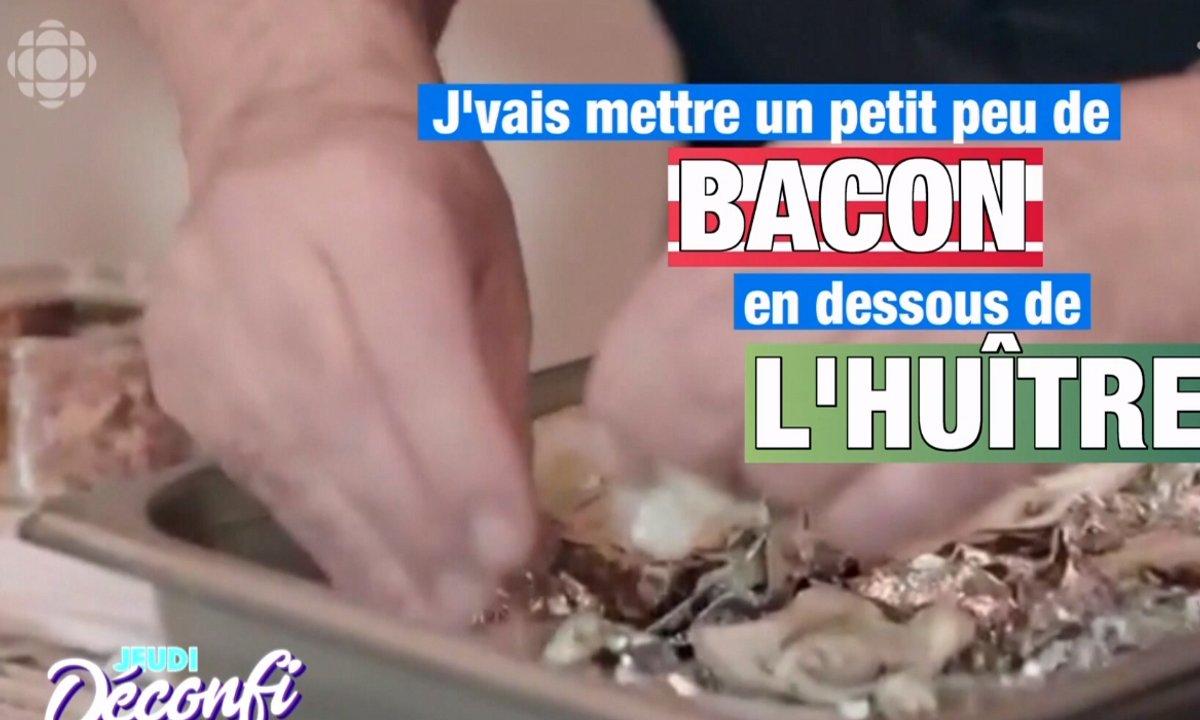 Jeudi Transpi : les québécois n'ont rien à envier à notre Top Chef