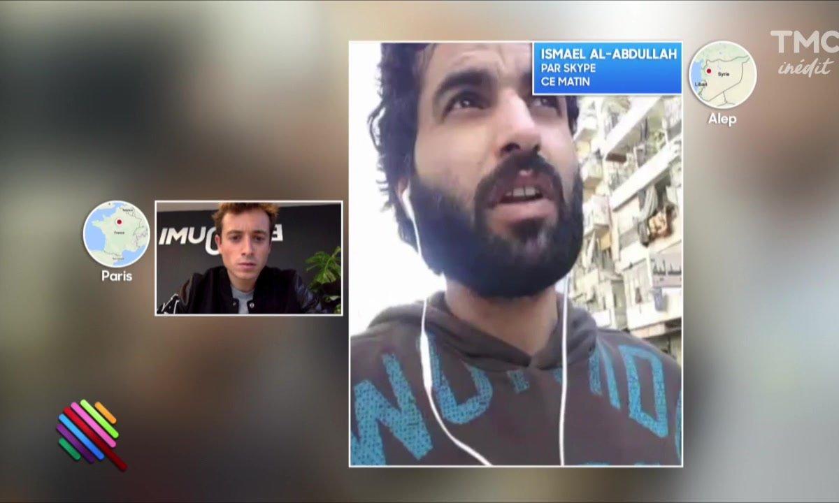 La trève à Alep - la réaction d'Ismaël