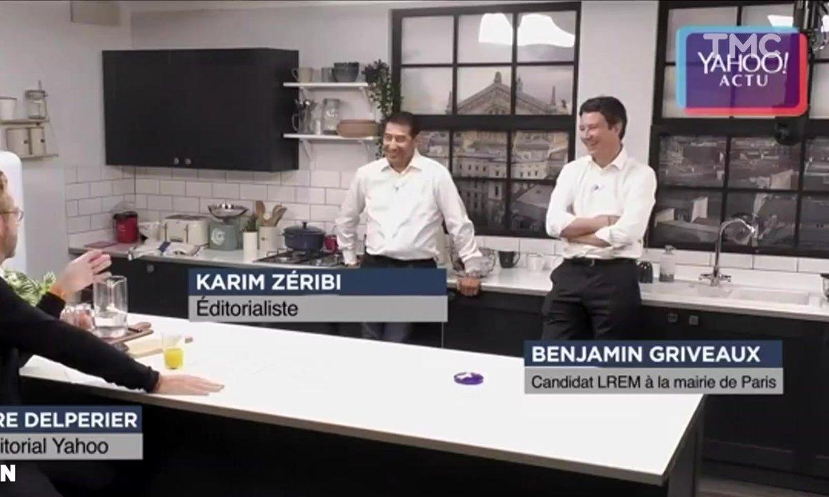 Trois hommes et une cuisine, l'incroyable émission de Benjamin Griveaux