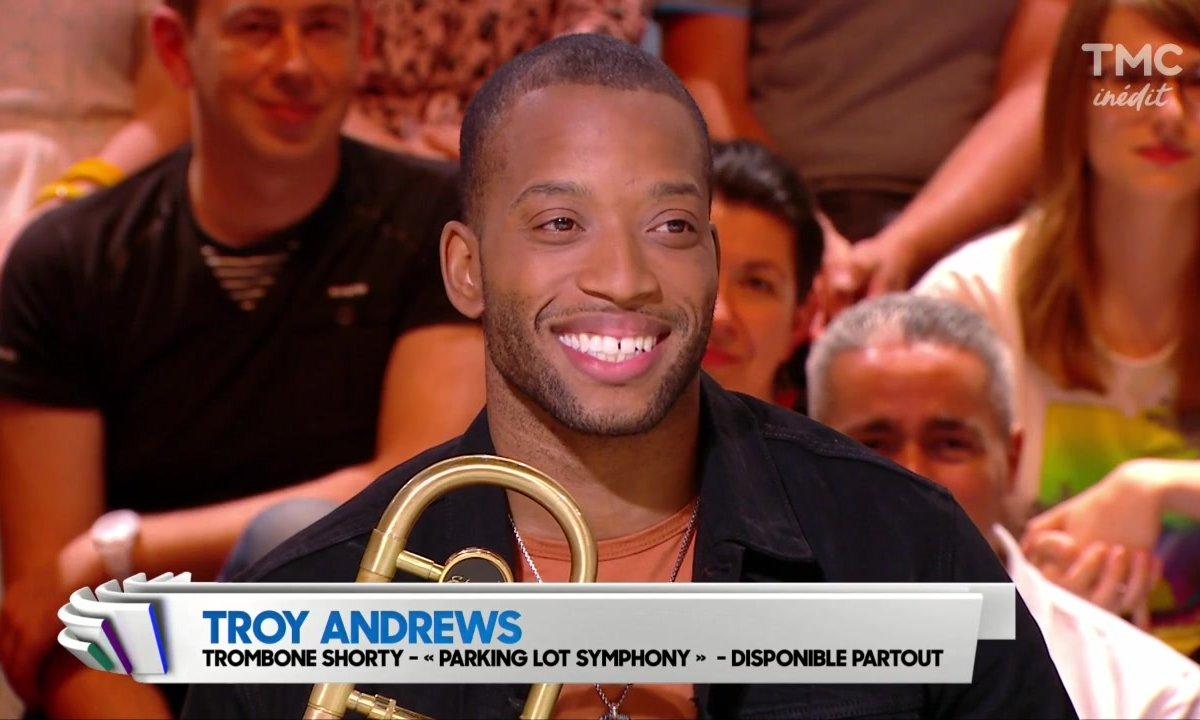 Trombone Shorty remet le trombone au goût du jour