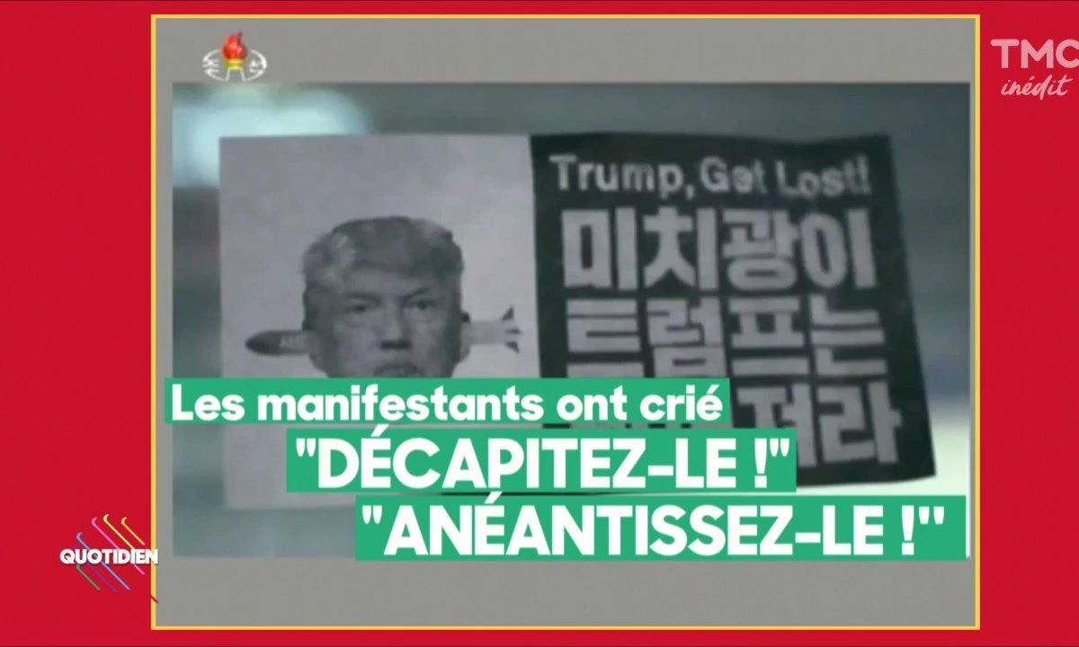 Trump : L'analyse des médias asiatiques