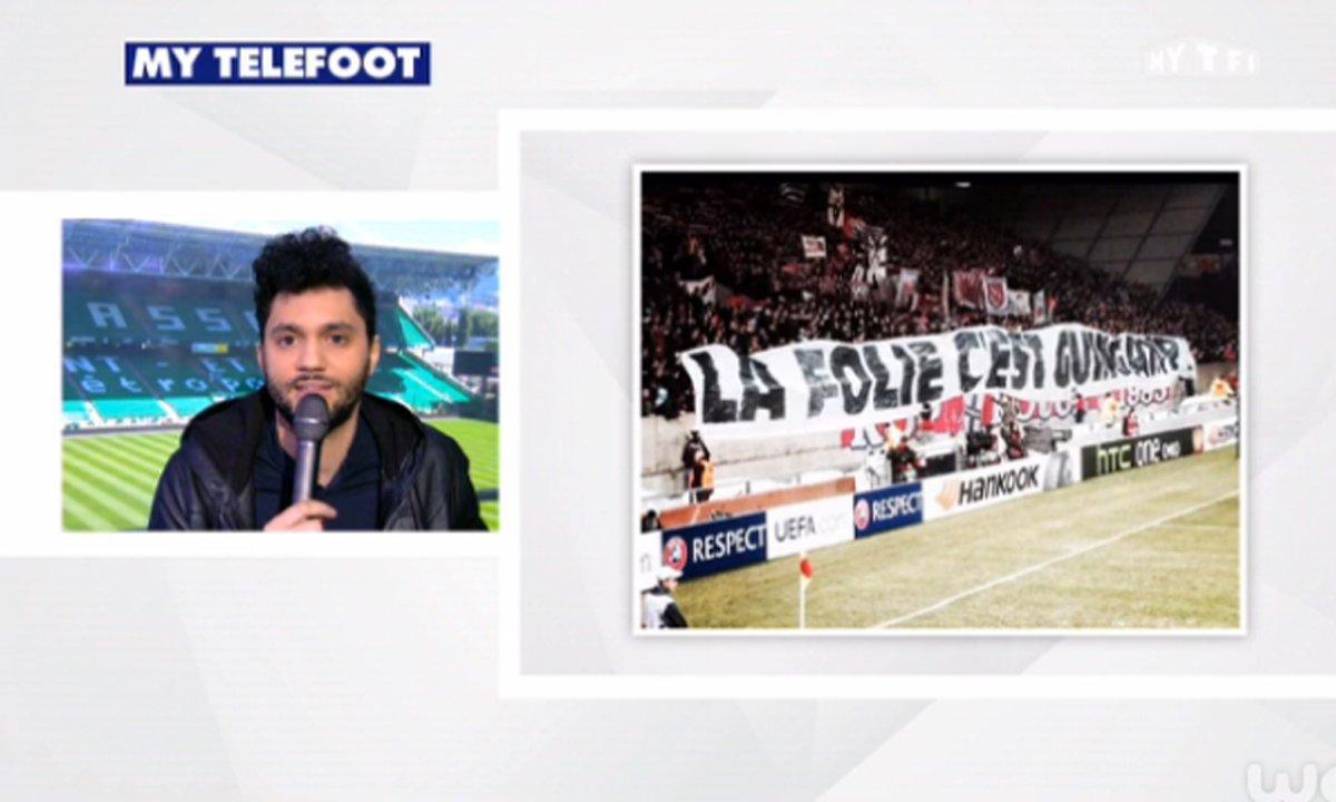 MyTELEFOOT - Tony Saint Laurent en presque duplex du 22 février 2015