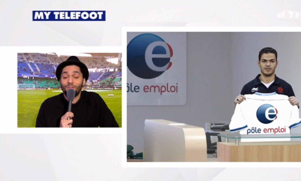 MyTELEFOOT - Tony Saint Laurent en presque duplex du Stade de la route de Lorient