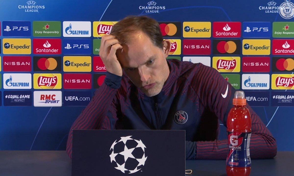 VIDEO - Tuchel sur la selette en cas de défaite face à Leipzig ? Il répond