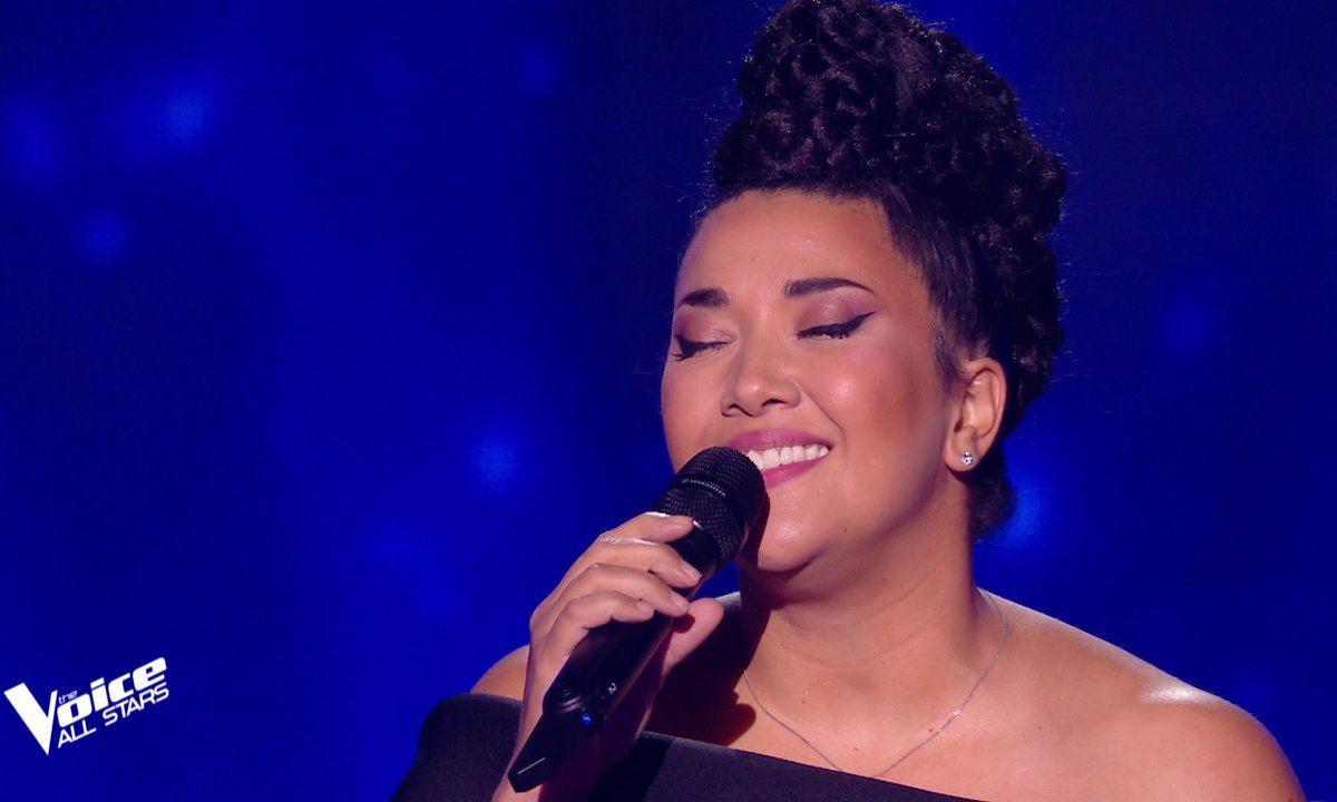 """The Voice All Stars -  Amalya chante """"Never Enough"""" de Loren Allred (The Greatest Showman)"""