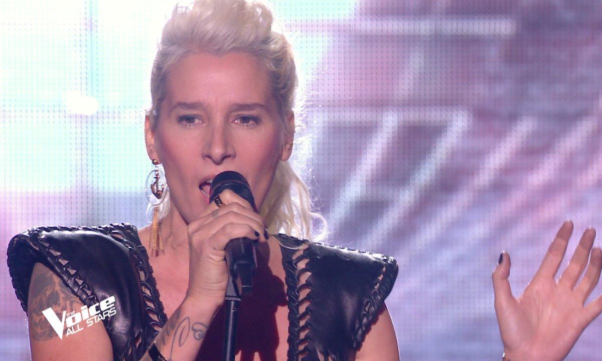 "The Voice All Stars – Demi-Mondaine chante ""Back to Black"" d'Amy Winehouse"