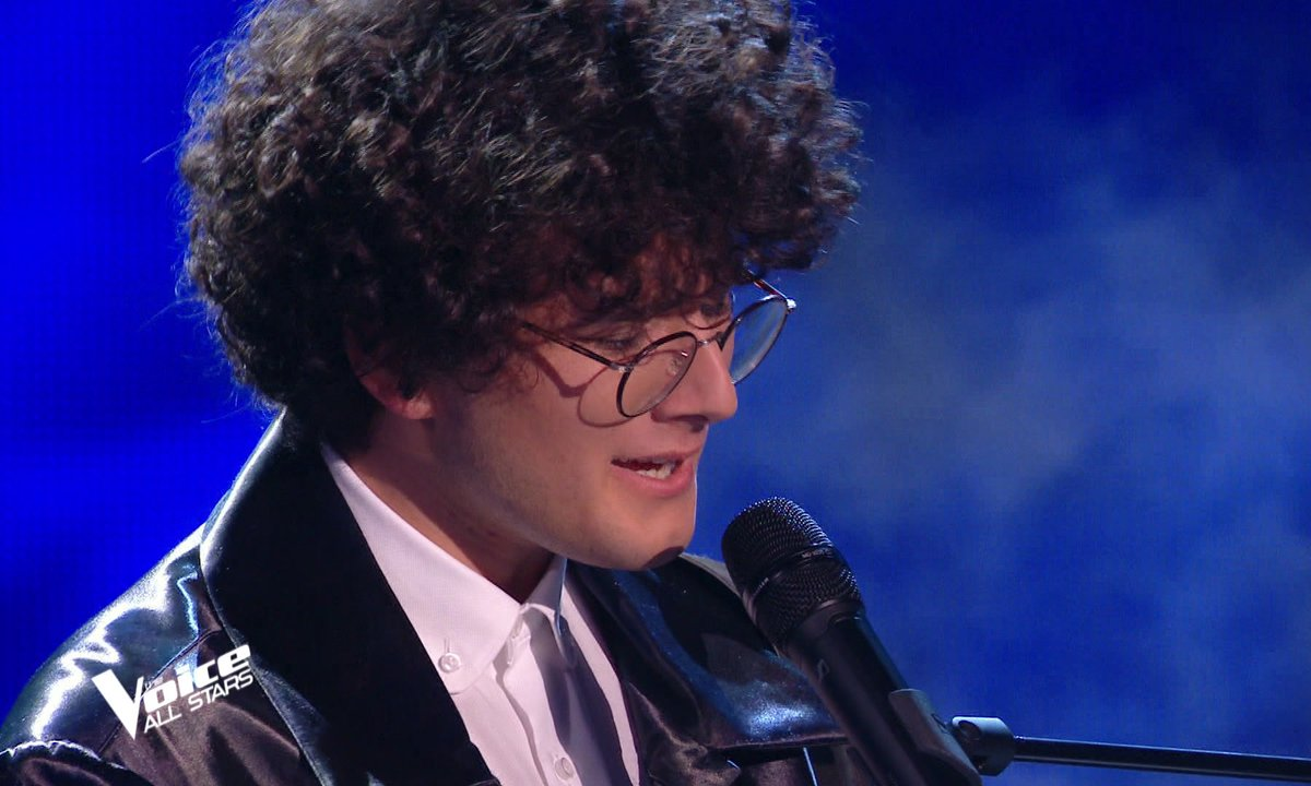 """The Voice All Stars - Gjon's Tears chante """"Corps"""" d'Yseult"""
