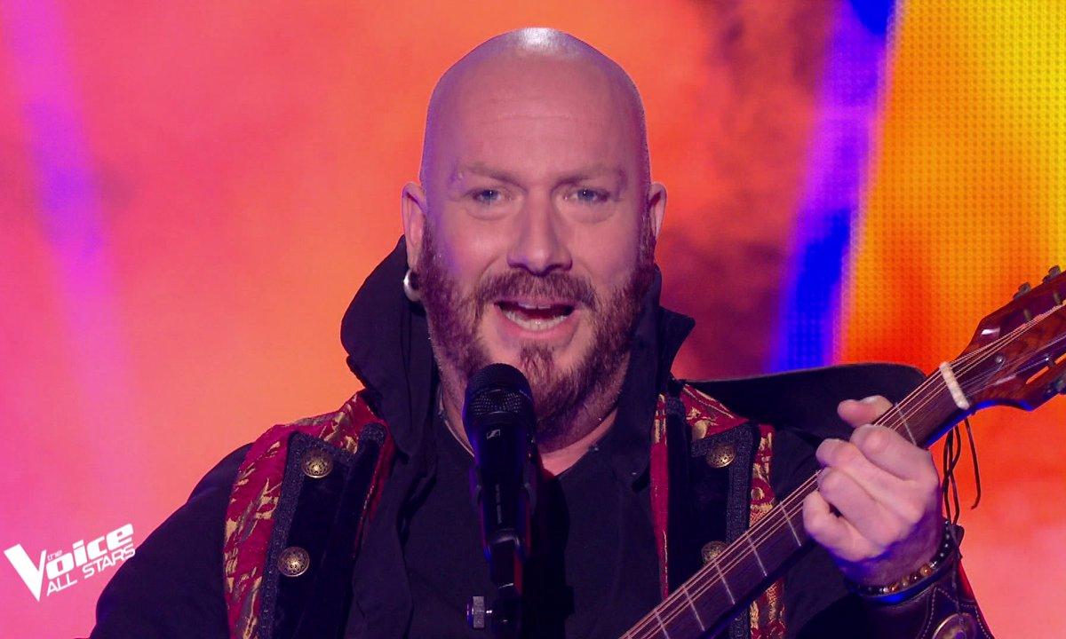 "The Voice All Stars – Luc Arbogast chante ""Sarabande"" d'Haendel"