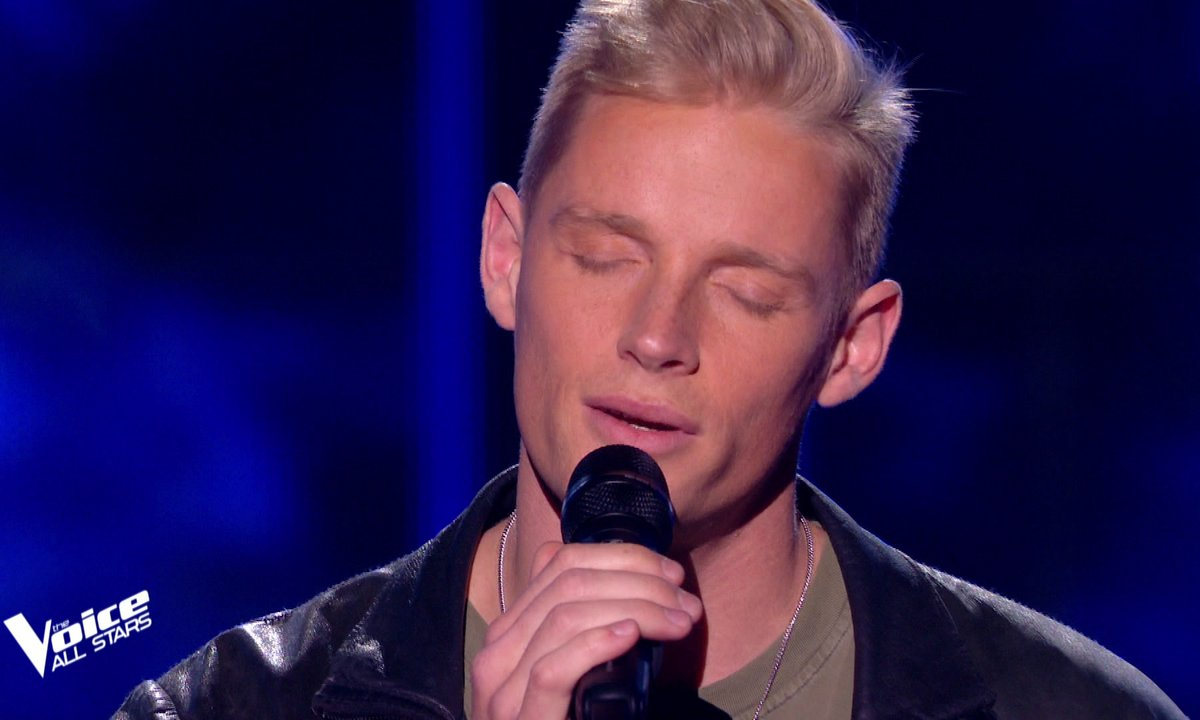 """The Voice All Stars – Terence James chante """"Shallow"""" de Lady Gaga & Bradley Cooper (A Star is Born)"""