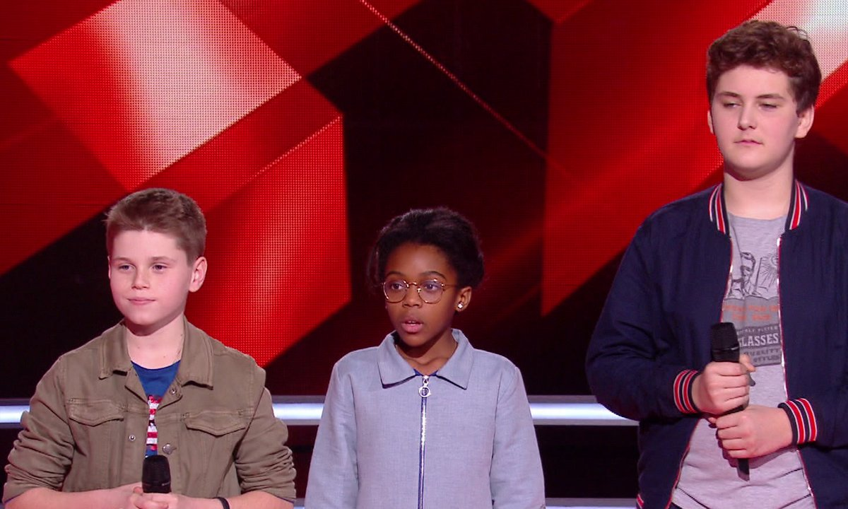 The Voice Kids 2020 – Battle -Timeo vs Diodick vs Maxence chantent « In My Blood » de Shawn Mendes (Team Soprano)