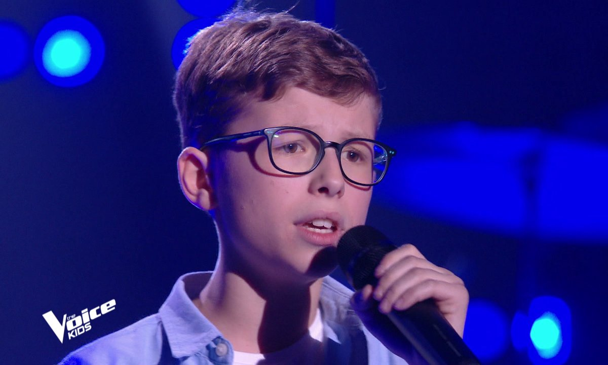 "The Voice Kids 2020 - Antoine chante ""Encore et encore"" de Jenifer"