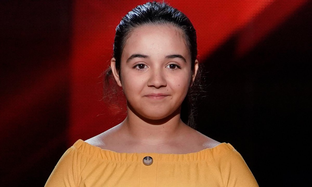 "The Voice Kids 2020 - Emma chante ""Addagio"" de Lara Fabian"