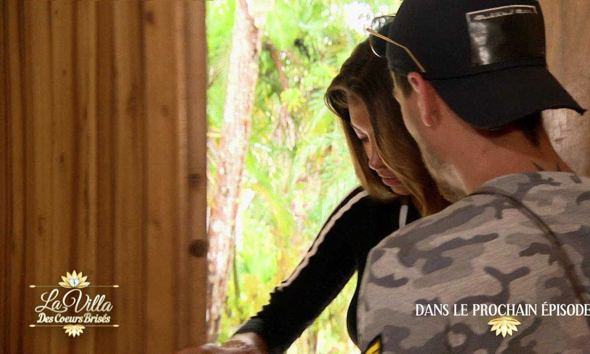 Une candidate QUITTE la villa dans l'épisode 37 de La Villa des Cœurs brisés
